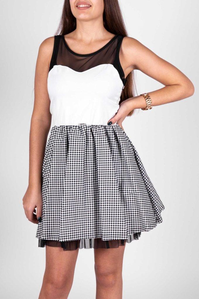 Vestido SM de la marca ARTIGLI Negro