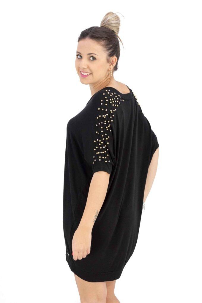 Vestido de la marca Artigli Negro