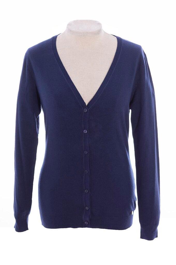 Suéter de la marca Moda Franca Azul Marino