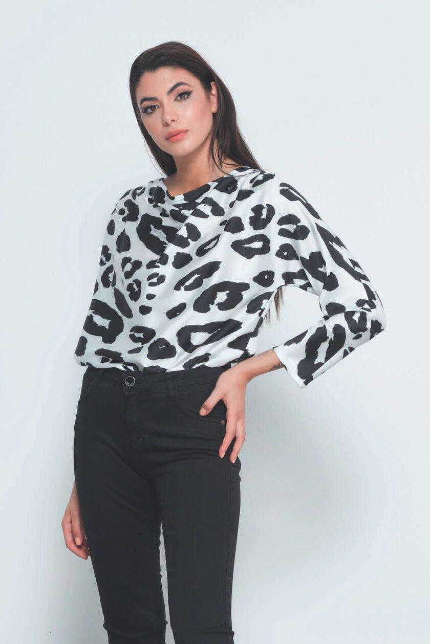 Camisa de la marca QGuapa Milano Estampado