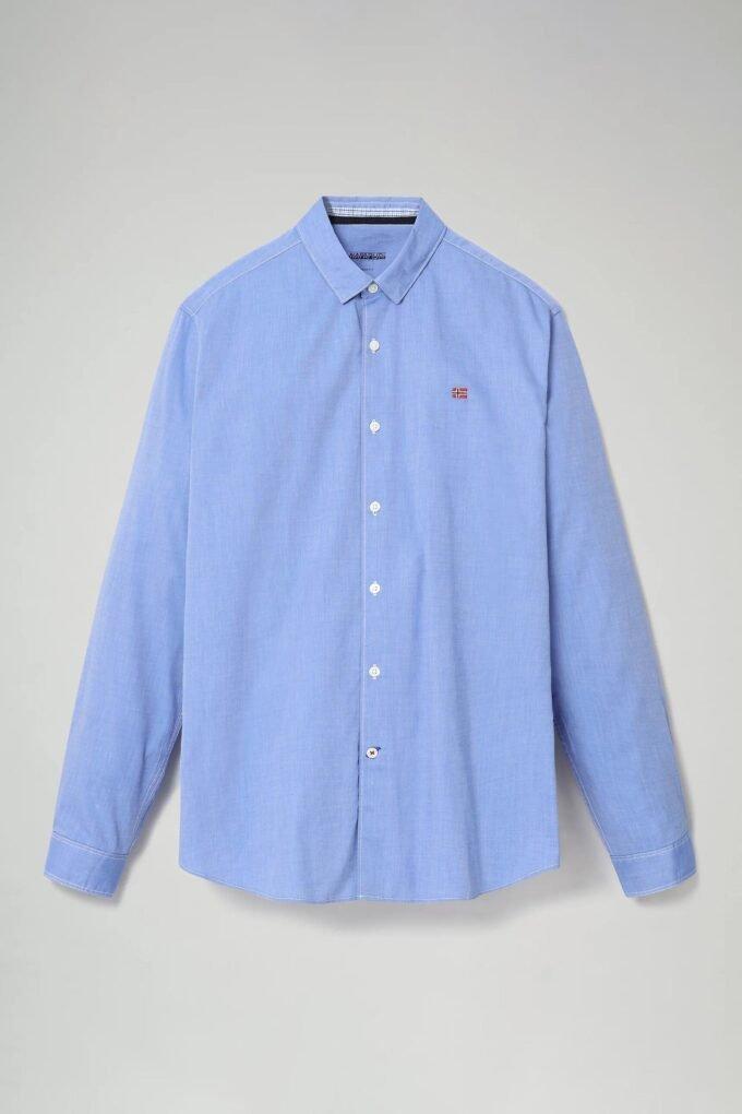 Camisa de la marca Napapijri Azul