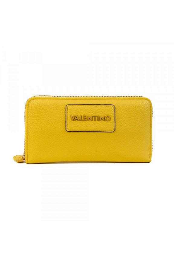 Monedero de la marca Valentino Bags Amarillo