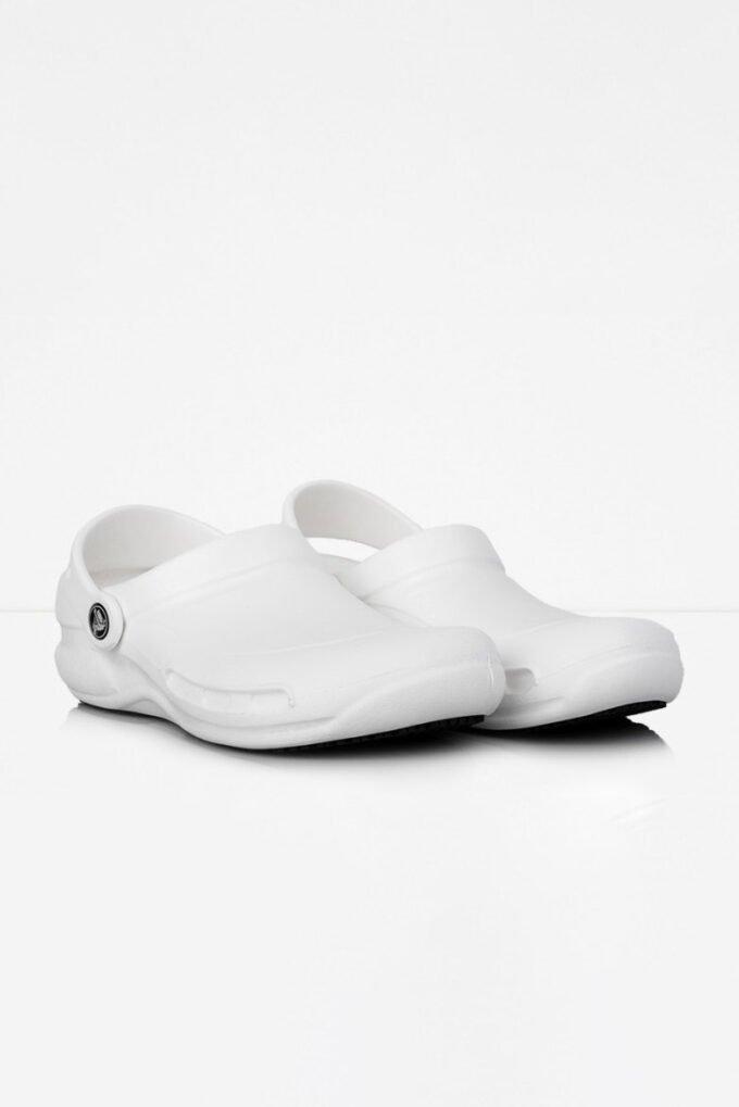 Chanclas de la marca Crocs Blanco